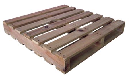 双面实木托盘