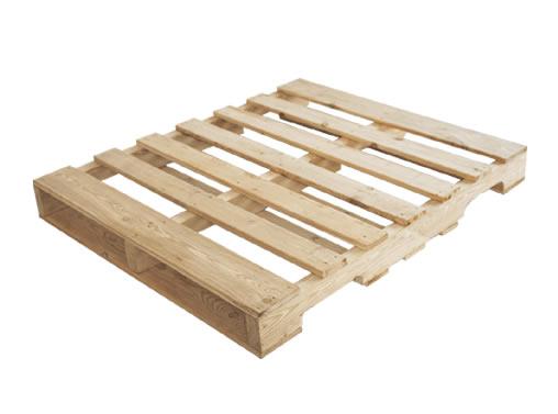 美式木托盘|开槽木托盘